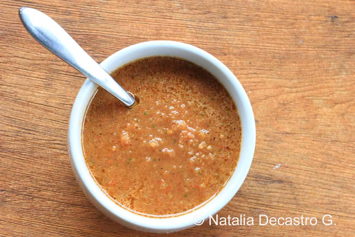 Home-made Hot Sauce